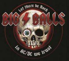 Freitag 14.7.2017 werden BIG ↯ BALLS am Naturfreundehaus
